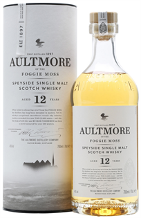 Aultmore Scotch Single Malt 12 Year 750ml